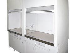 Шкафы вытяжные химически стойкие, лабораторная мебель, Вытяжные шкафы, вытяжной шкаф, вытяжка, лабораторный вытяжной шкаф, лабораторная мебель ЛаМО