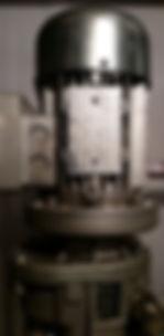 Привод мешалки стеклянного реактора с рубашкой ABLAZE