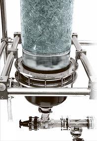 реактор Ablaze, реакторы Ablaze, реакторы из стекла, реактор для перегонки, установка перегонки, лабораторная система дистилляции, устновка ректификации