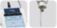 Переносной ротационный вискозимер купить, Переносной ротационный вискозимер цена, переносной вискозимер Брукфильда, вискозиметр переносной ротационный, портативный вискозиметр Lamy Rheology