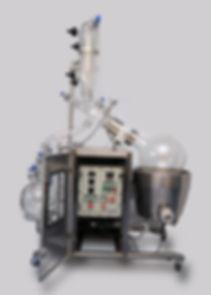 Ротационные испарители купить, промышленные ротационные испарители, ротационные испарители Buchi, ротационный испаритель GMP взрывозащищенный