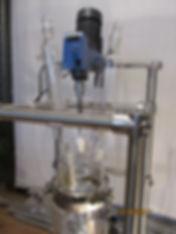 Лабораторные реакторы, химические реакторы, стеклянные реакторы