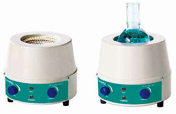 лабораторный колбонагреватель с перемешиванием, колбонагреватель с магнитным перемешиванием faithful, колбогрейка 1 литр, колбогрейка с магнитным перемешиванием 20 литров