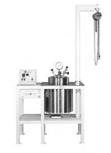 Лабораторный реактор высокого давления и температуры, автоклав лабораторный купить цена