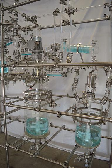 Химические реакторы купить, лабораторые реакторы из стекла, лабораторные реакторы с мешалкой, лабораторные реакторы из Китая, лабораторные реакторы IKA
