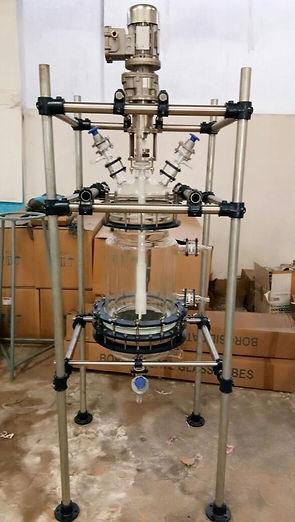 Нутч-фильтр, нутч-фильтры 10 л, нутч фильтр из стекла, стеклнный фильтр, стеклянные нутч-фильтры