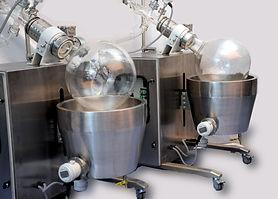 Промышленные ротационные испарители, промышленный ротационный испаритель, испаритель 100 л, испаритель 200 л, ротационный испаритель Buchi, испаритель 20 л, ротационный испаритель лабораторный
