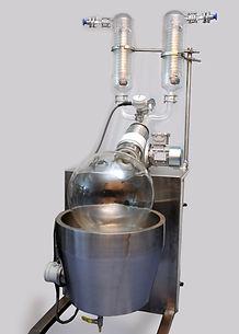 Ротационный испаритель 20 литров, ротационные испарители большого объема, ротационный испаритель Buchi, ротационные испарители heidolph