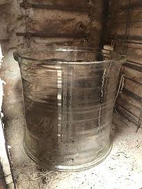 35 дюймов стеклянный реактор Ду 800 Ду 600