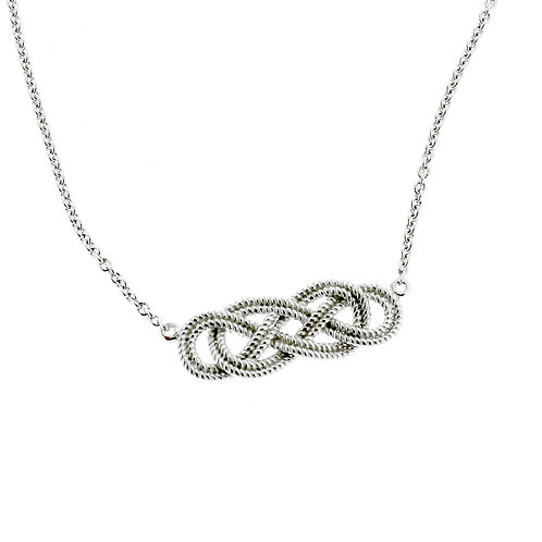 Southern Gates Sailors Rope Knot Necklace