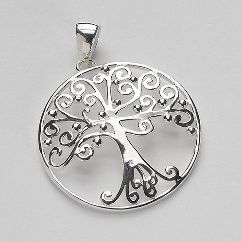 Southern Gates Southern Oak Tree Of Life Pendant