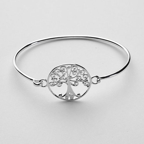 Southern Gates Southern Oak Tree Flip Top Bracelet