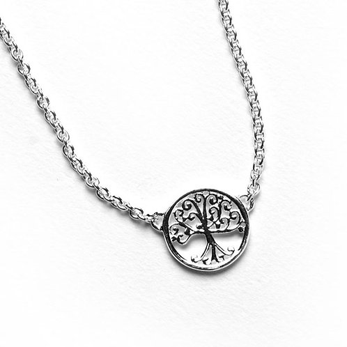 Southern Gates Southern Oak Tree Of Life Necklace