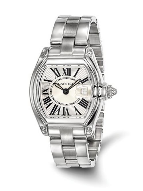 Certified Pre-Owned Cartier Ladies Roadster Watch