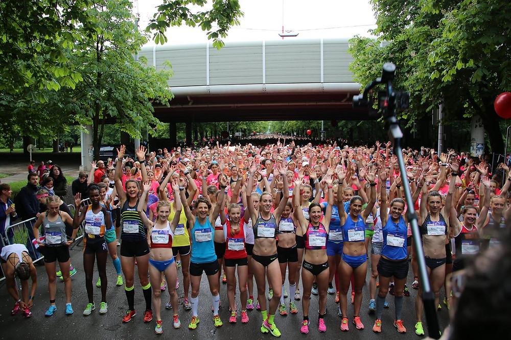 Frauenlauf Wien 2017
