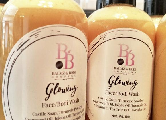 Glowing Bodi & Face Wash