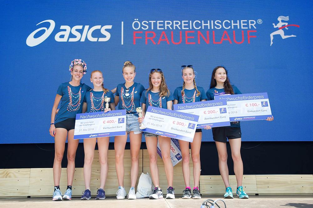 Foto: Österreichischer Frauenlauf