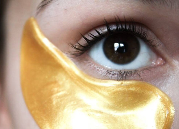 24k Gold Eye Mask (30 pairs)