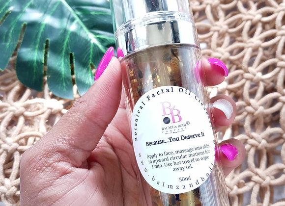 Botanical Oil Facial Cleanser