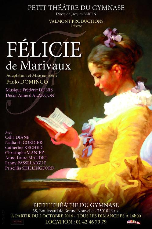 Texte — Félicie de Marivaux