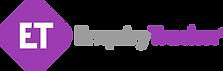 Enquiry Tracker Logo Horizontal 1 Colour