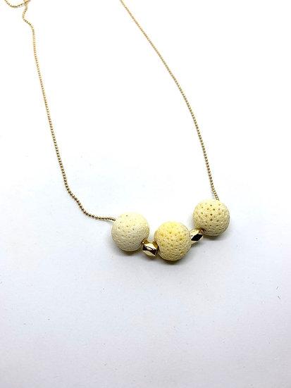 Gemstone Necklace, coral necklace