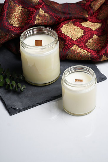 Cedarwood Patchouli Candle