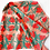 Thumbnail: Hand Block Printed Kitchen towel/Tea towel