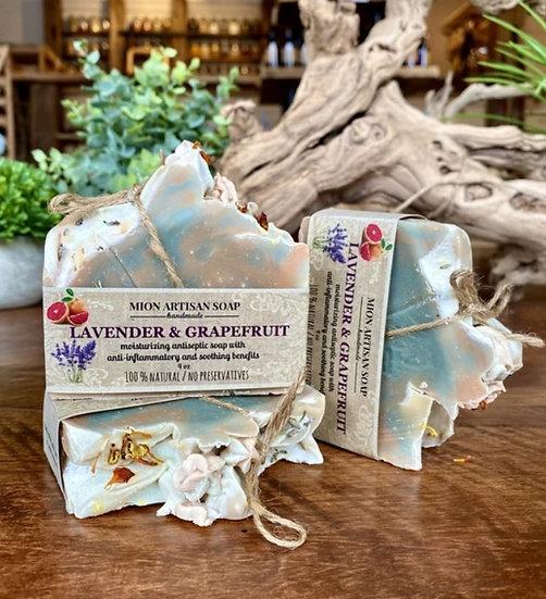 Lavender & Grapefruit Soap
