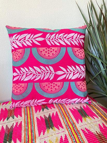 Watermelon Throw Pillow