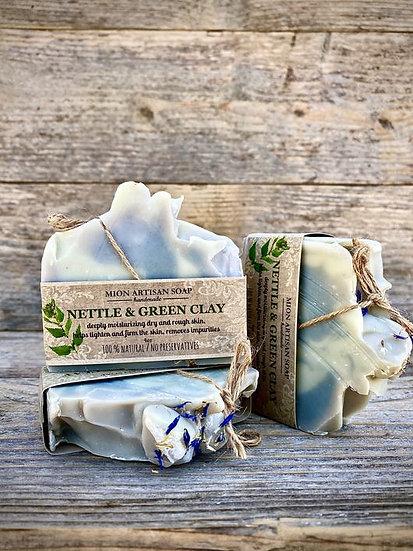 Nettle & Green Clay soap