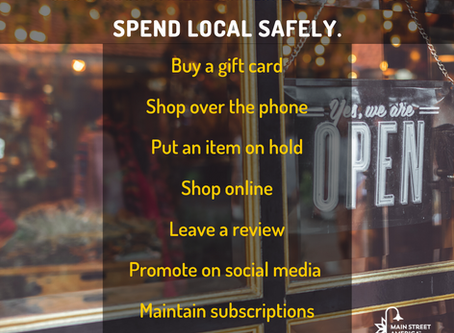 How To Support Local Businesses During The COVID-19 Pandemic