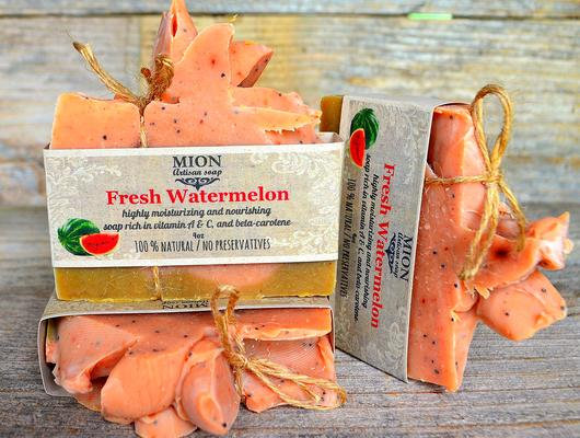 Fresh Watermelon Soap