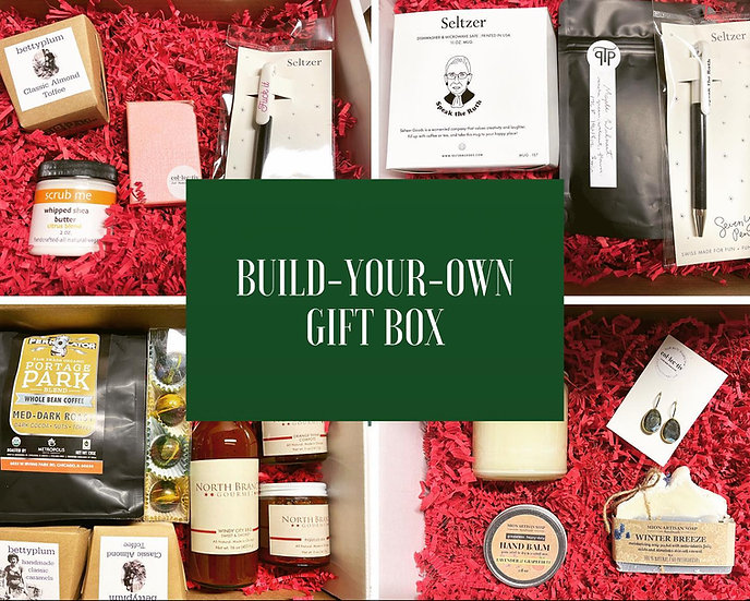 Build-your-own Gift Box (add to cart)