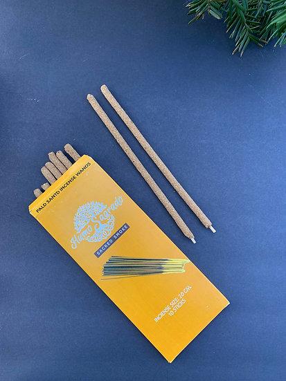 Palo Santo Incense (10-Pack)