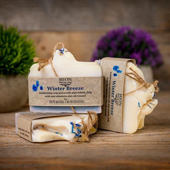Winter Breeze soap