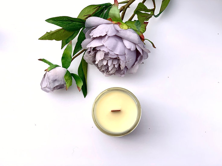 Peony Candles