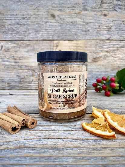 Sugar Scrub - Fall Spice