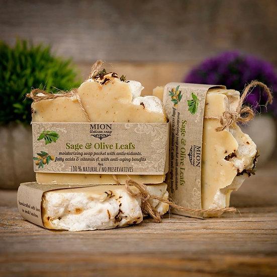 Sage & Olive Leaf Soap