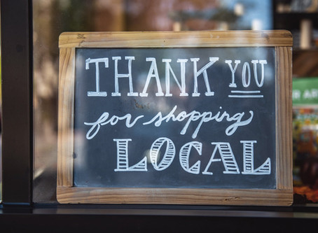 5 Reasons To Shop Local
