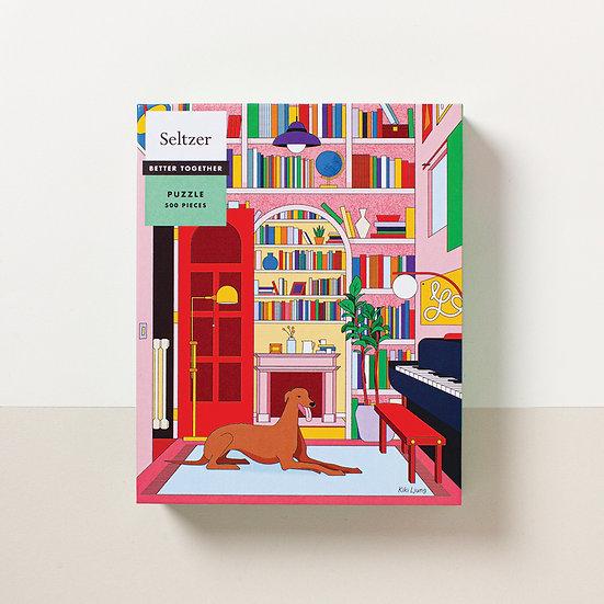 Puzzles (500-Pieces)