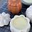 Thumbnail: Sleepy Hollow Pumpkin Chai candle in ceramic pumpkin