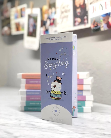 Sweeter Cards - Chocolate Cards