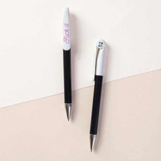 F-It Pen, 7-year pen