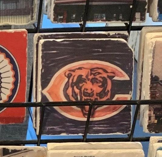 Chicago Mascots Coasters