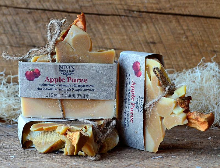 Apple Puree soap