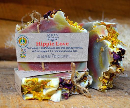 Hippie Love Soap