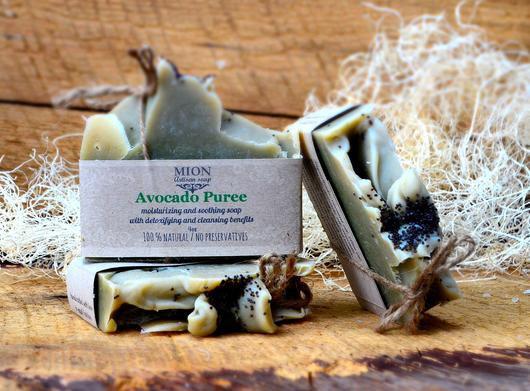 Avocado Puree Soap