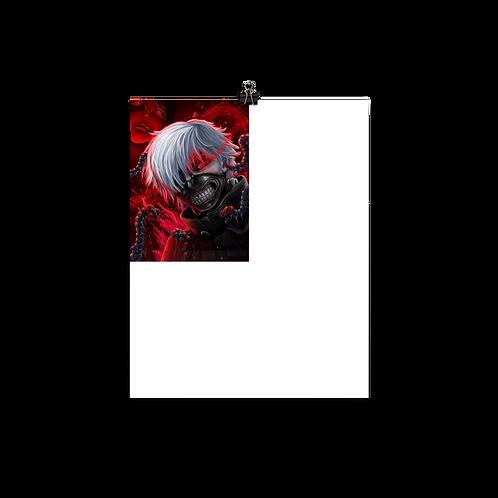 Ken Kaneki Poster from Tokyo Ghoul