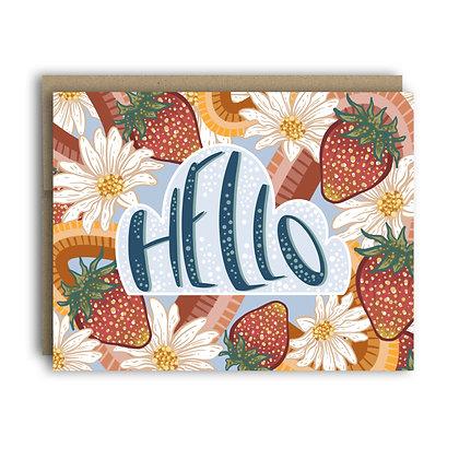 Strawberry Hello